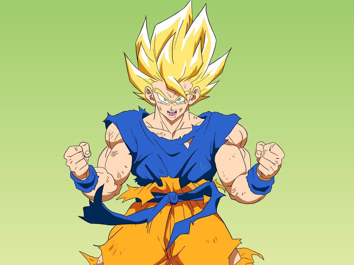 Dragon Ball Z Hashtags: #goku Hashtag On Twitter