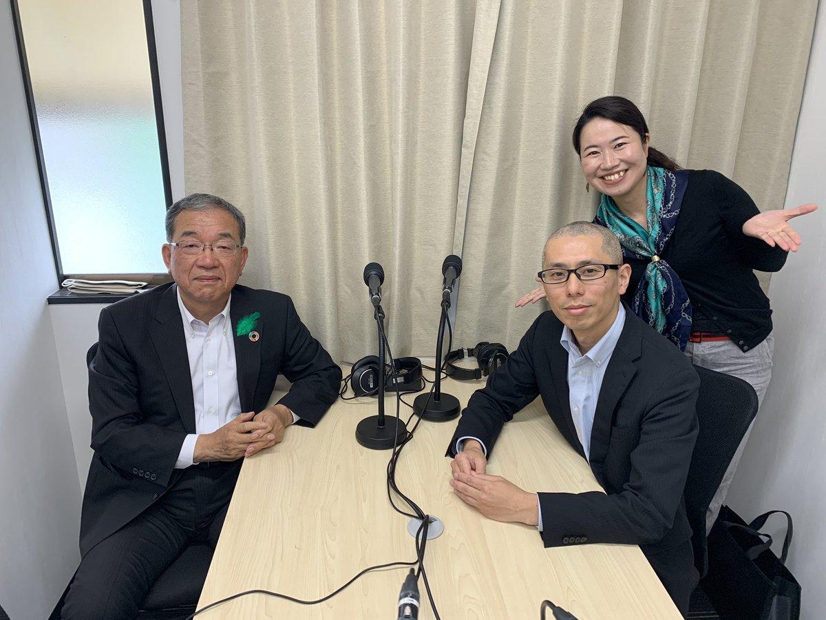 【FM東広島「市長と語ろう」収録】対談した元市職員の奥原さんは、市在籍中に広島大学へ派遣。そこで得た経験を基に、広大の優れた研究資源であるゲノム編集を活かした会社を立ち上げます。広大は世界に誇れる技術・人材の宝庫。市は大学発ベンチャーの起業を後押しします。放送5月24日  12:25〜