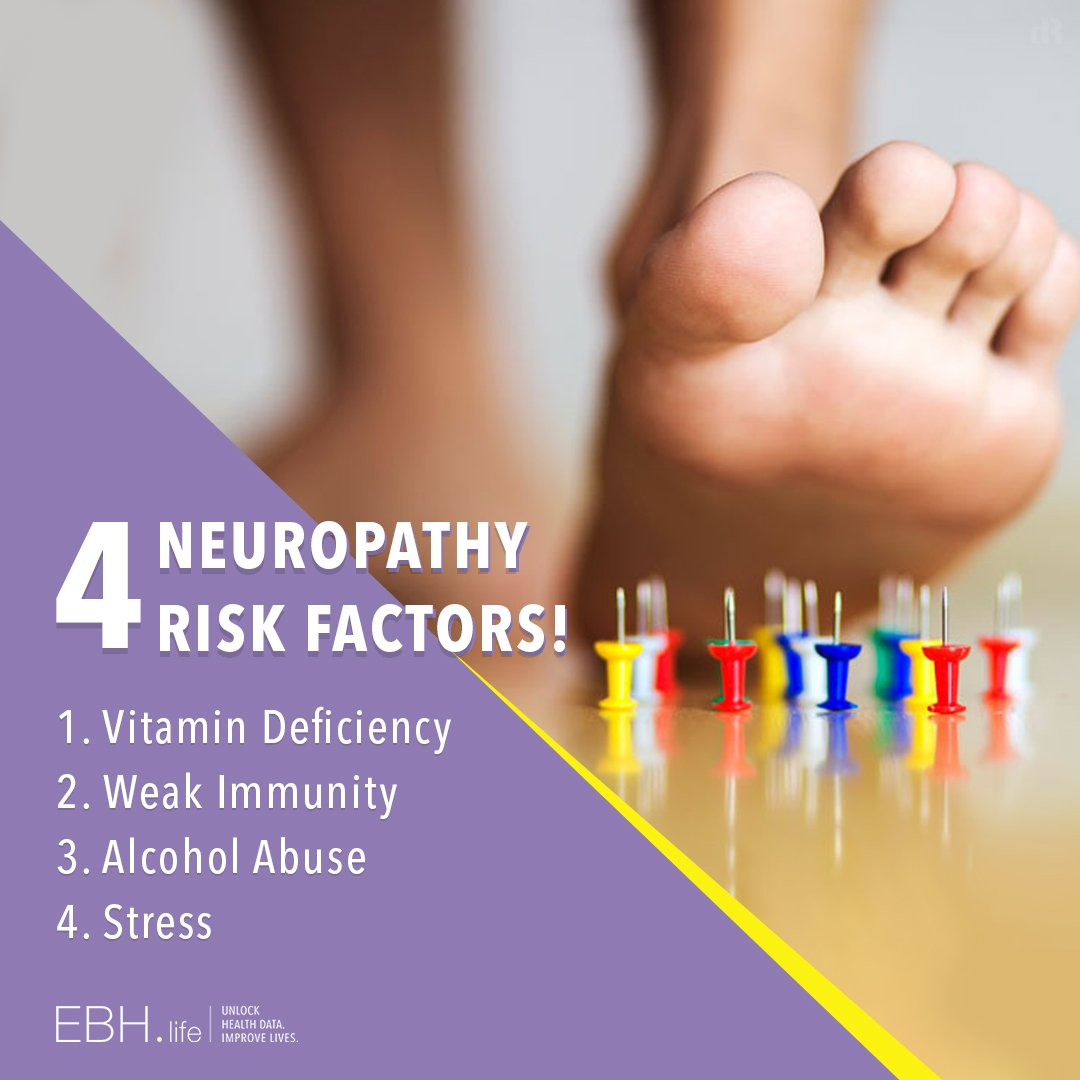 Neuropathy is often misunderstood, misdiagnosed, and inadequately treated.   #MakeAware #BeAware #GetCorrectCare #NeuropathyAwarenessWeek https://t.co/DypPgQl5gS