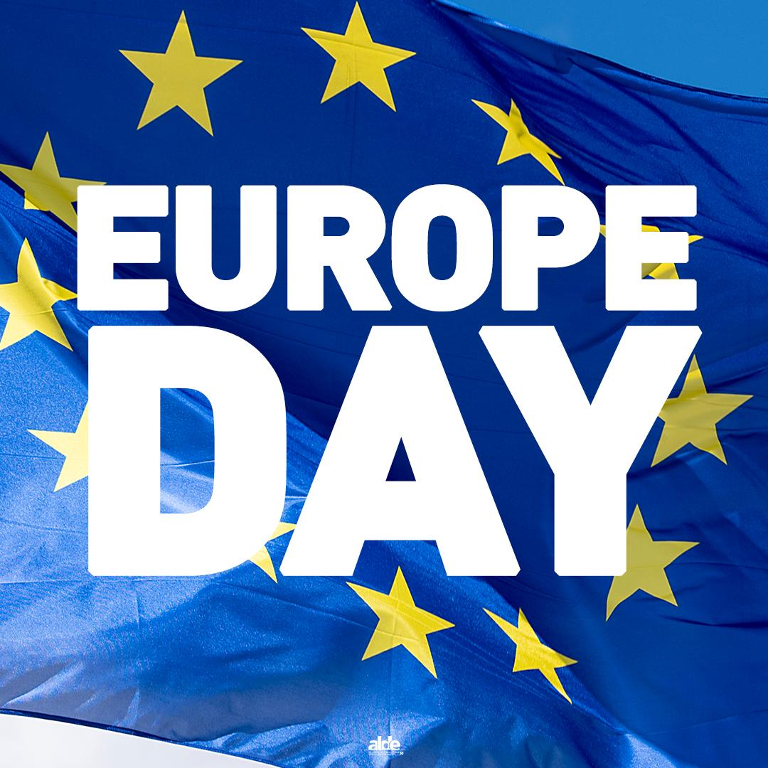 🕒 In 14 days, crucial elections will determine the future direction of the EU. 🇪🇺 #EuropeDay is everyday: the EU is a milestone of peace, progress and prosperity for 500 million citizens! Let's commit to protect and further strengthen these common achievements! #europeday19