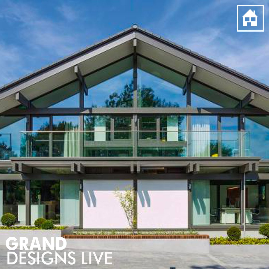 Granddesigns On Twitter At 11am On The Grand Theatre Kevin Mccloud Chats To Grand Design S Pioneer Peter Huf As He Discusses His Fantastic Home Built Using Hufhaus Design Https T Co Tdan3sxnee Https T Co Eqsivk89tw