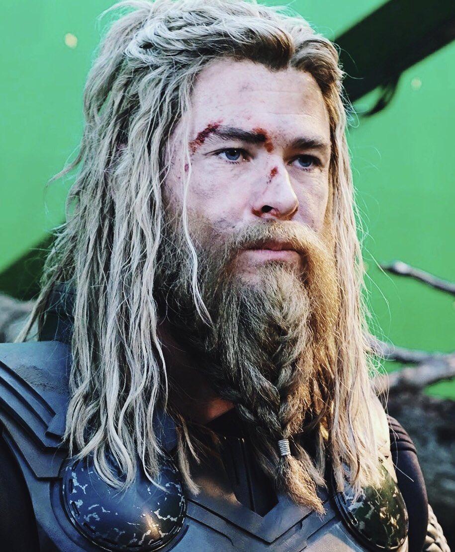 Kaz On Twitter I Love Thor S Final Look In Endgame So