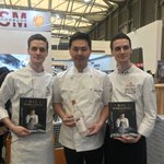 Image for the Tweet beginning: @BAKERY_CHINA 2019 Three exceptional chefs
