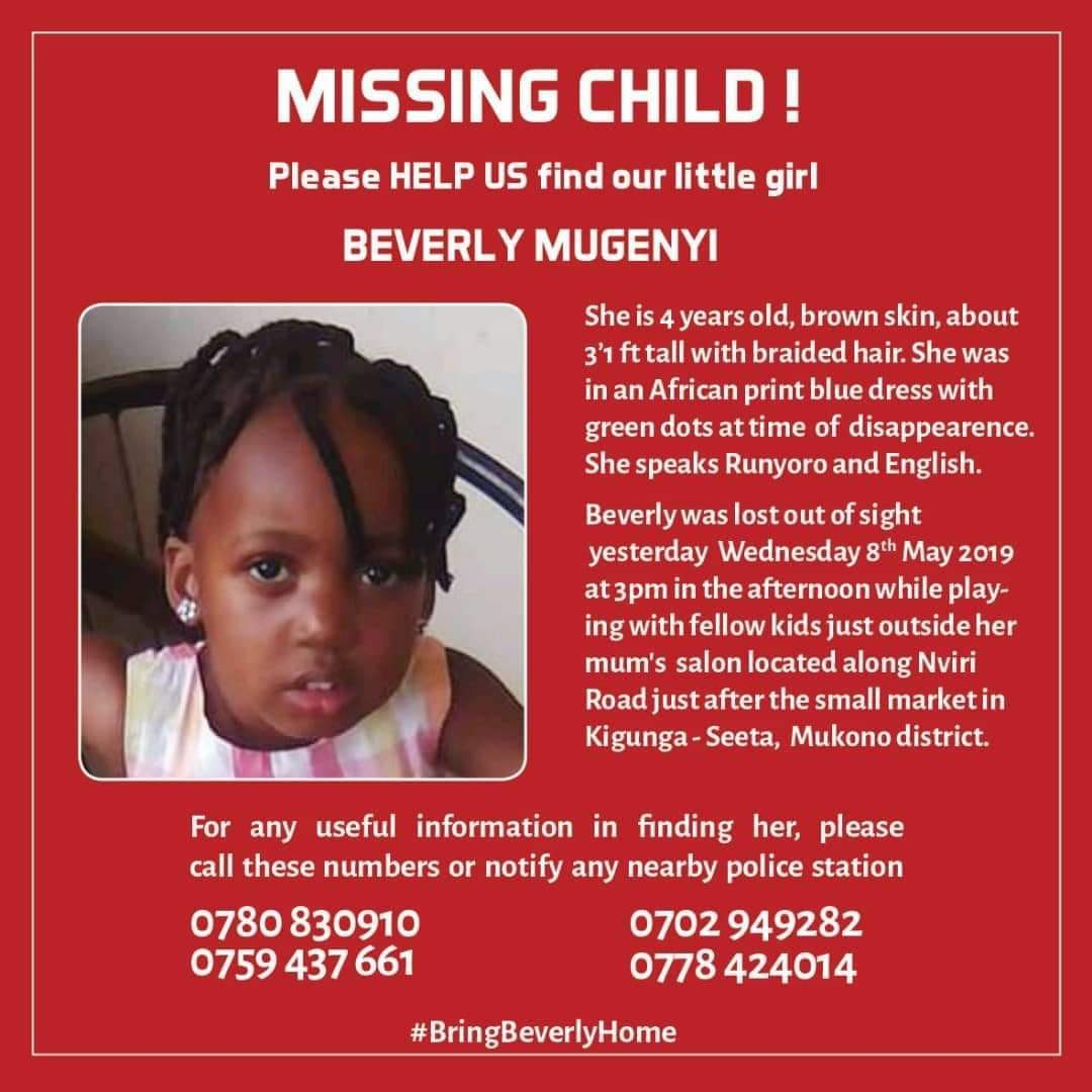 She is Missing please Retweet and share till she is found. Thanks