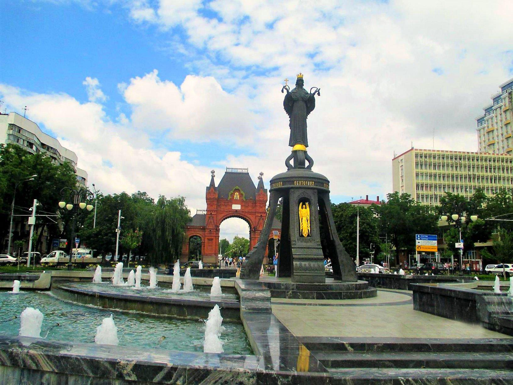 Памятники краснодарского края картинки сохранить изображение