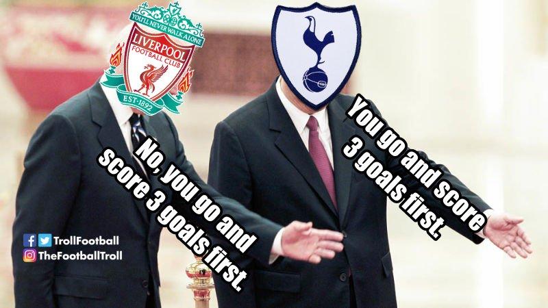 Troll Football's photo on Champions League