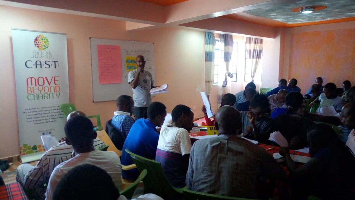 Our partner in Nairobi continues to make an impact in Kenya by providing business skills training and discipleship for entrepreneurs in the Huruma community.   Here are some photos from recent BEC's where 41 entrepreneurs joined their hub!! #shiftingparadigms #impact https://t.co/uBYvNEhtTI