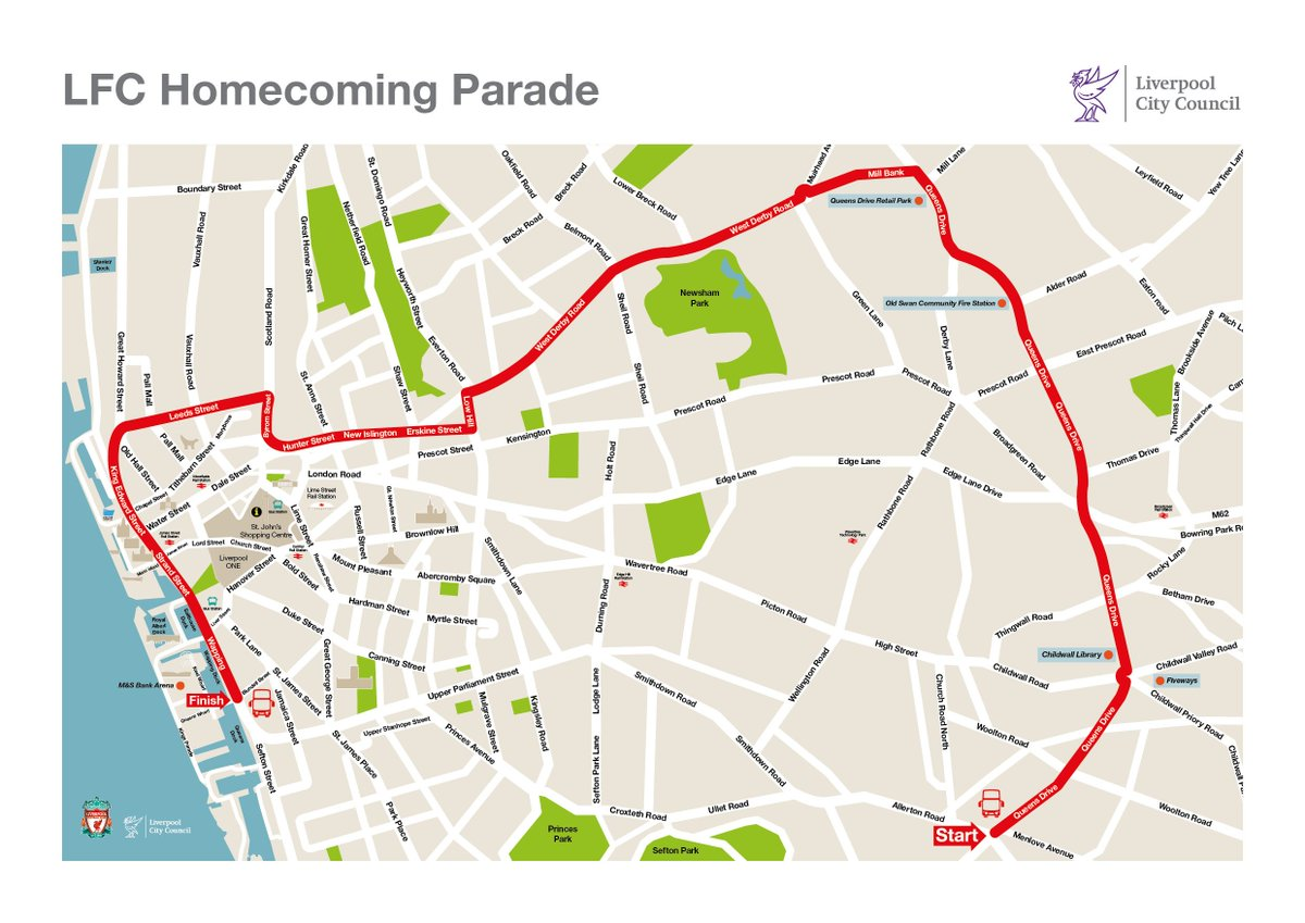 Liverpool City Council Stayhome On Twitter Hi The Potential Parades Will Both Start At 4pm On Their Respective Dates Https T Co 6ynb7tdpul
