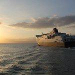 Image for the Tweet beginning: CALAIS: The Port of Calais