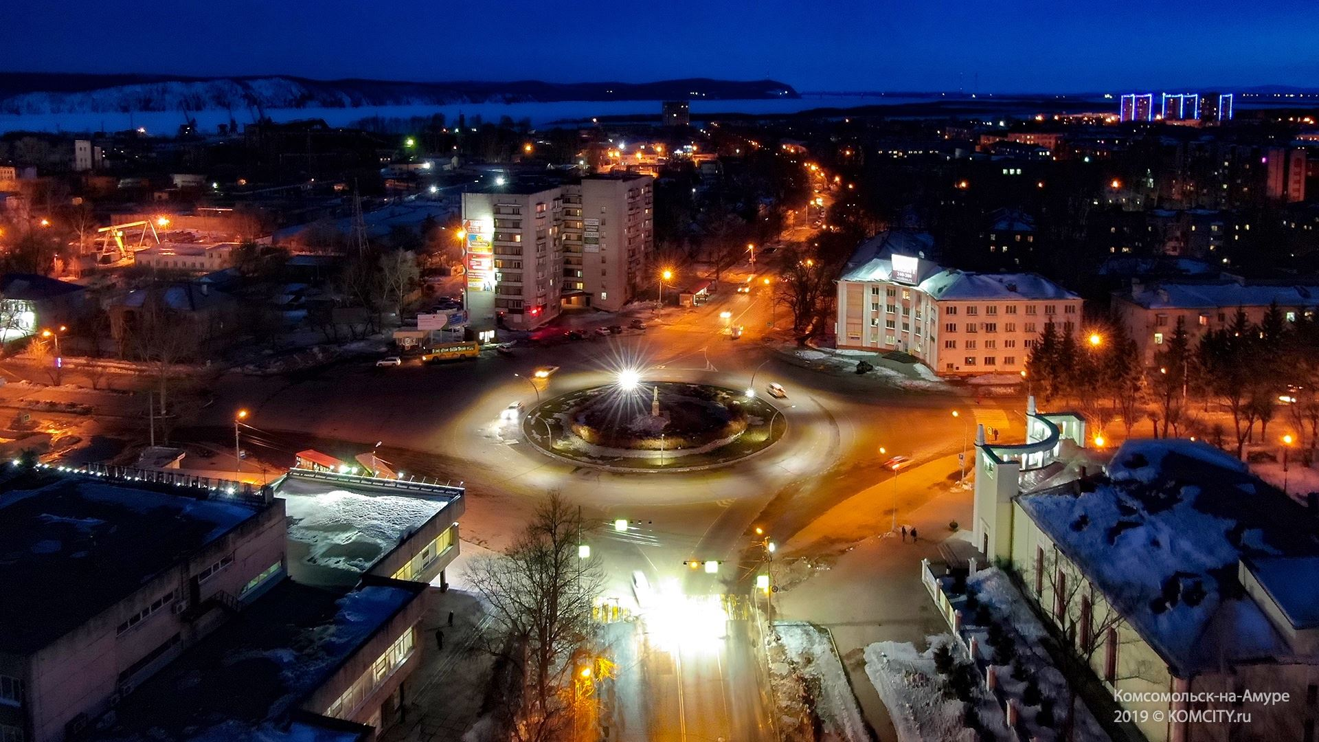 объектом приворота комсомольск на амуре фото города сочетание вдохновит дизайнеров