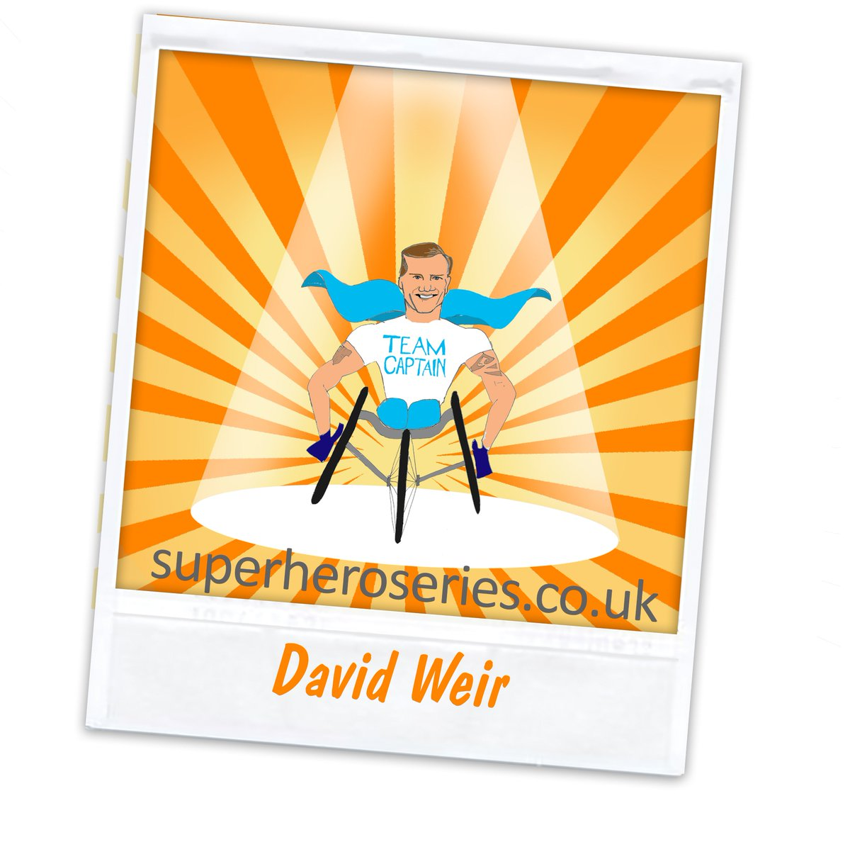 1520bab46 ... in the Superhero Celebrity Tri! For a chance to join forces with this  racing legend