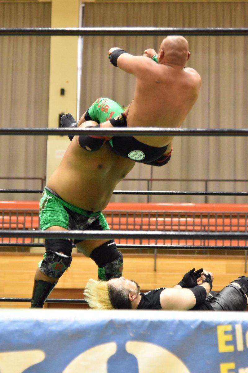 "Michinoku Pro: ""Golden Week Series 2019"" 2 títulos en disputa 9"