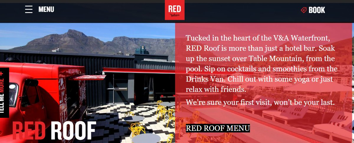 Why not try the @RadissonRed in Capetown? I am visiting there myself in a few weeks. From what I have seen on their site, its a match for what you're looking for? I haven't stayed there but @NatalieRoos and @jaredincpt both have, I think.  #RadissonRedCPT