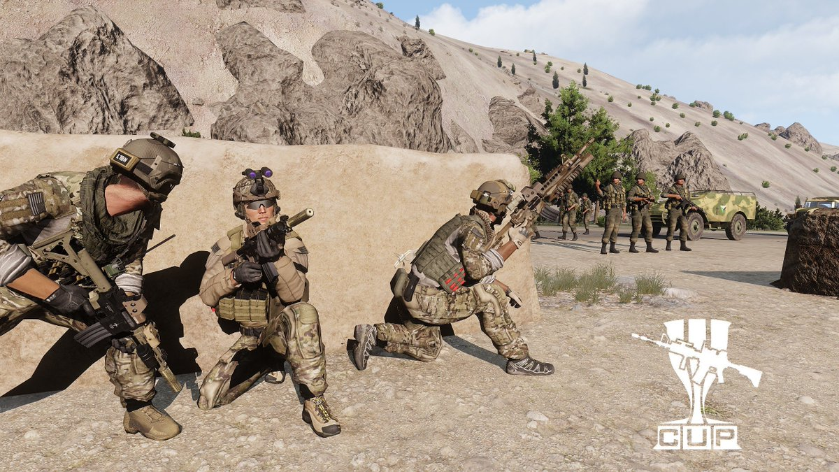 Arma3CUP (@Arma3CUP)   Twitter