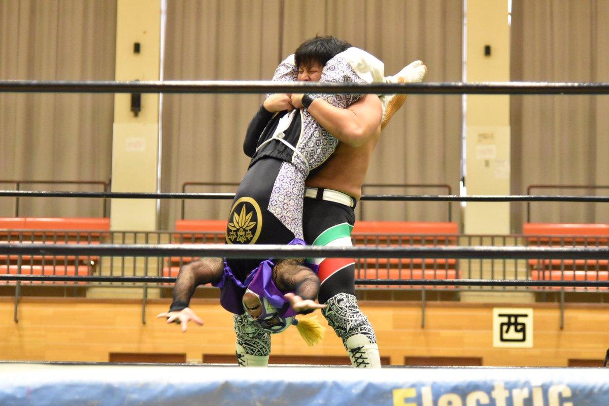 "Michinoku Pro: ""Golden Week Series 2019"" 2 títulos en disputa 11"