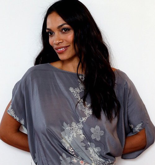 Happy 40th Birthday to Rosario Dawson