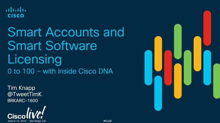 Cisco Dna Licensing Faq