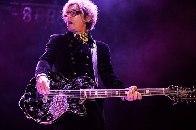 Happy Birthday to Tom Petersson of Cheap Trick!
