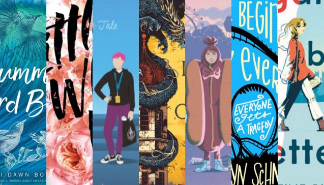 8 teen readers help you find your new favorite YA book. bit.ly/2E0x063