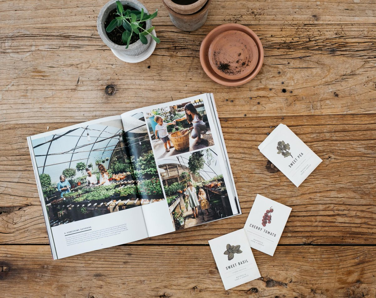 The Magnolia Journal Fall 2018 In 2019 Magnolia Journal