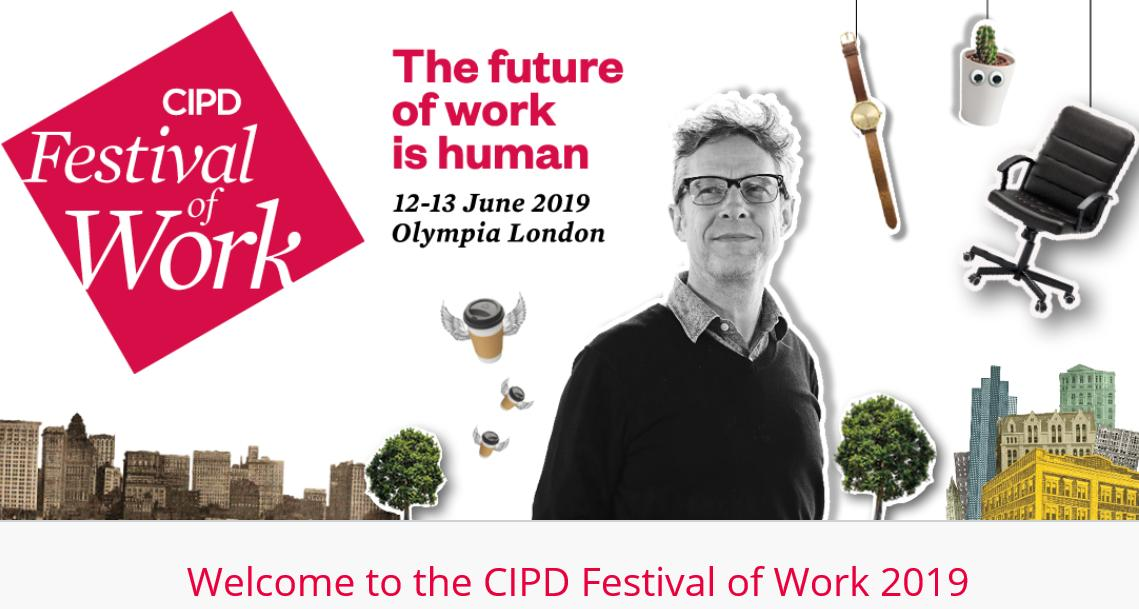 The Summer is all about Festivals who will you be getting to see? CIPD Festival of Work The Summer is proud to have Oracle as the Principal Sponsor at the June 12/13 Event. Excited to meet loads of new professionals with interest HR Projects and Transformations. @cipdlondon