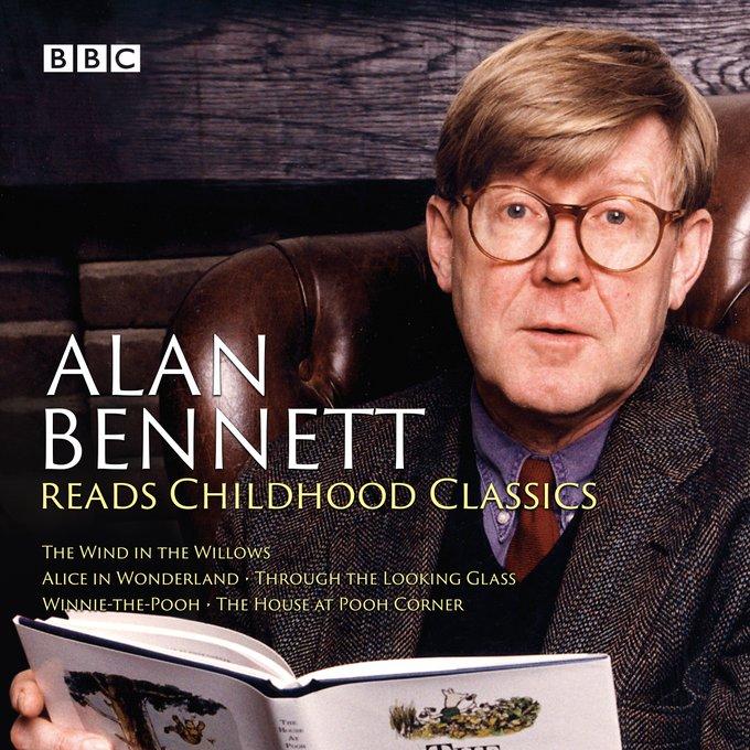 Happy birthday to the world\s best Winnie the Pooh - Alan Bennett.