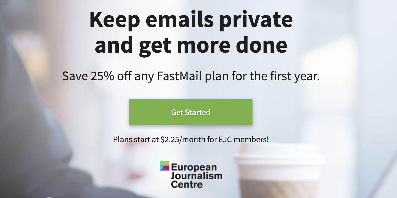 European Journalism Centre on Twitter: