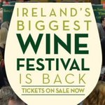Image for the Tweet beginning: The @OBriensWine festival kicks off