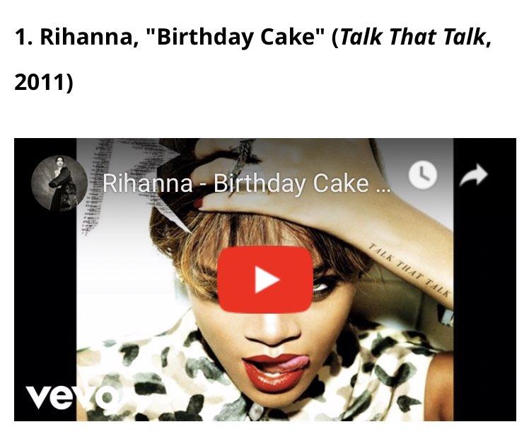 Fine Fentystats Com On Twitter Billboard Lists Rihannas Birthday Funny Birthday Cards Online Alyptdamsfinfo