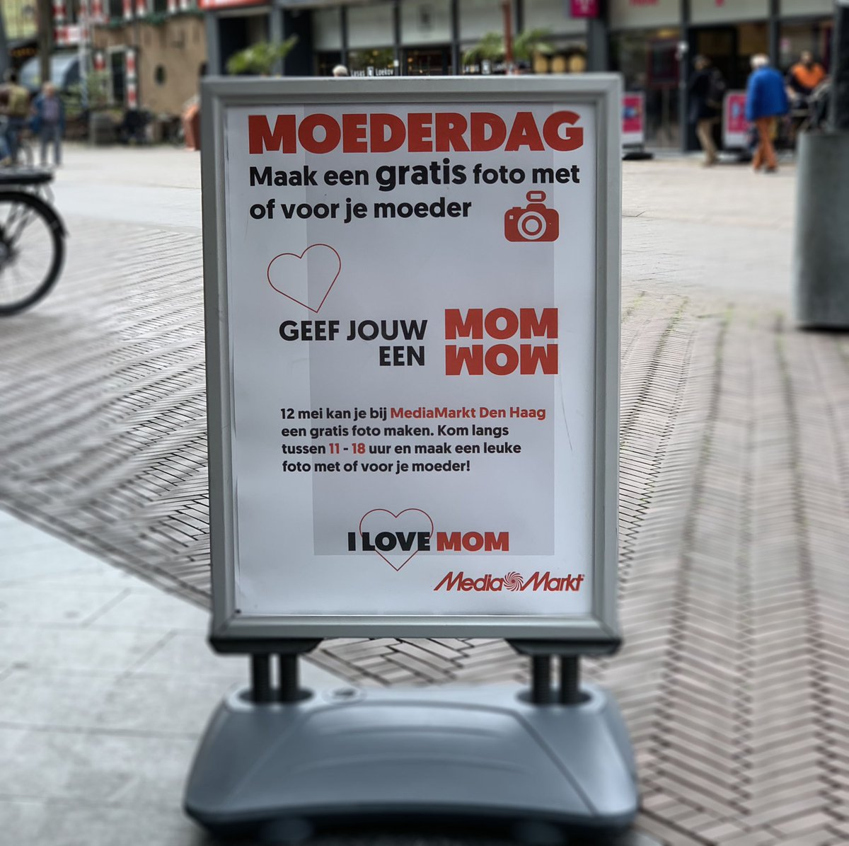 421e02b797c #MediaMarktDenHaag #MediaMarkt #DenHaag #moederdagpic.twitter.com/mBBnAAZYfX