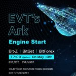 Image for the Tweet beginning: everiToken public chain is launching