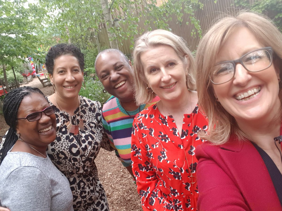 Great morning filming for #bbcbreakfast TV's #menopause series with @JayneMcCubbinTV, Hyacinth, Marcia & Sylvia. Catch the show next Tues when we will be talking about #womens experience of talking to #doctors about #menopause  #womenshealth #hrt #hotflushes #reclaimthemenopause