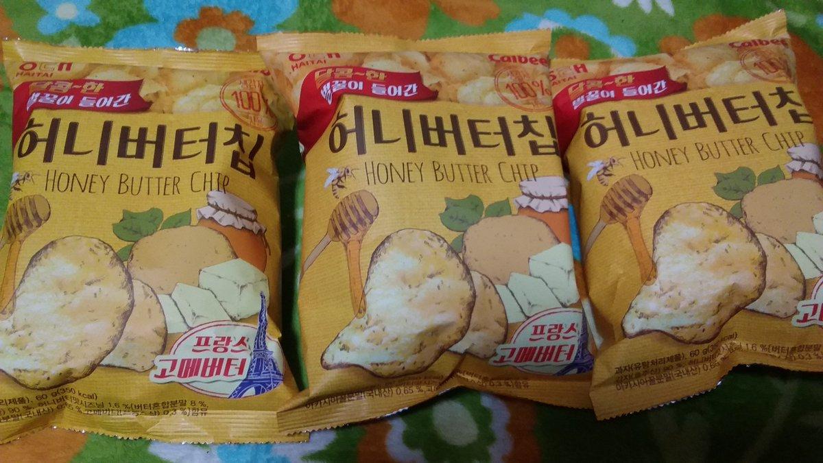 test ツイッターメディア - ハニーバターチップ これはマジで美味しいので見掛けたらぜひ食べて欲しいー  今日、やっと見つけたスクエア型のランチボックス!100円ですwww 明日のお弁当から仲間入り  #韓国ポテチ #Seria #ランチボックス https://t.co/TtIOHuLM0k