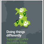 Download our new Wales report on doctor wellbeing today - lots of positive ideas for change, case studies with trainees and recommendations on persuading more doctors to come and work in Wales!  #DoingThingsDifferently #MeddygaethYnWych  https://t.co/FFxOh8VlLm