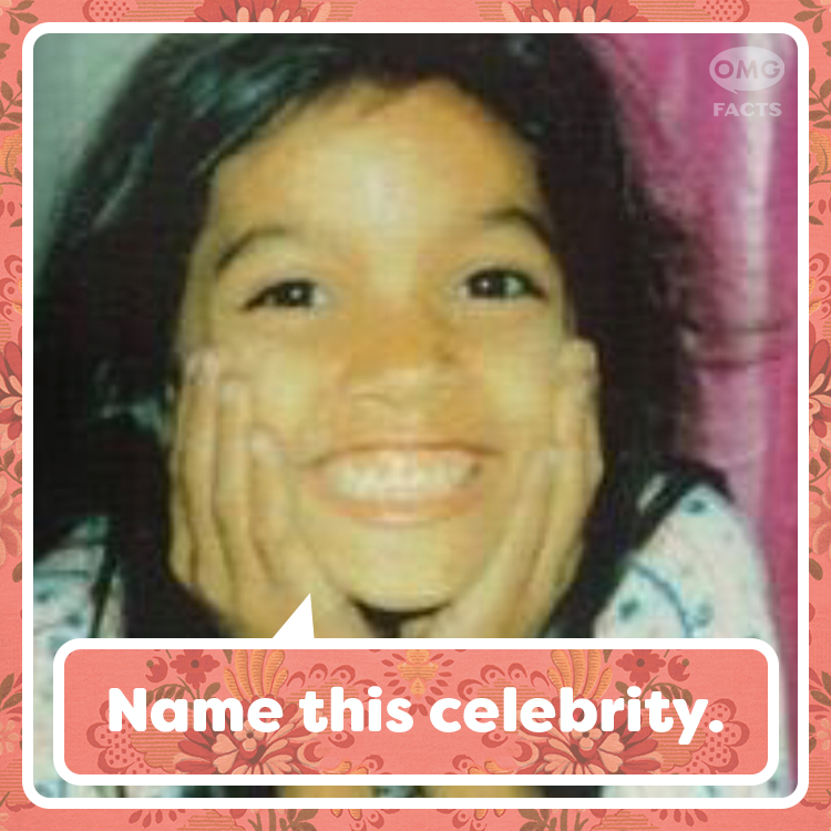 OMGFacts: This star was essentially homeless and squatted in abandoned apartments for her much of her adolescence. Today she turns 40. #OMGGuessWho https://t.co/0sFR3J5zbe