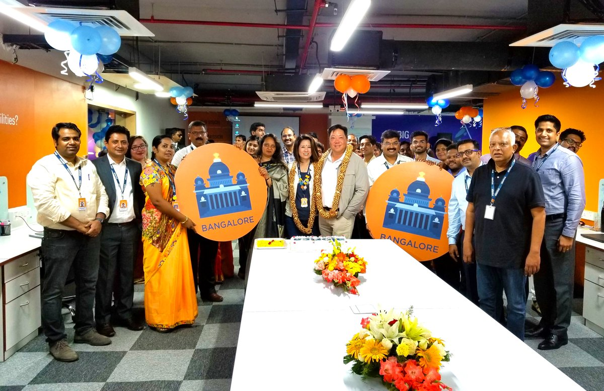"""We're thrilled to announce that #Alorica has added an Innovations Lab and Digital Business Processing Management Operations in Bangalore—known affectionately as the """"Silicon Valley"""" of India. Read more at: https://t.co/r71Venp5v5 #awesomeexpansion https://t.co/C10tbbScpd"""