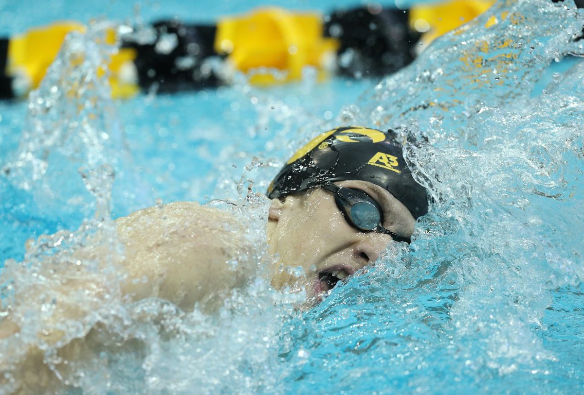 Image result for jackson allmon university of iowa swimmer