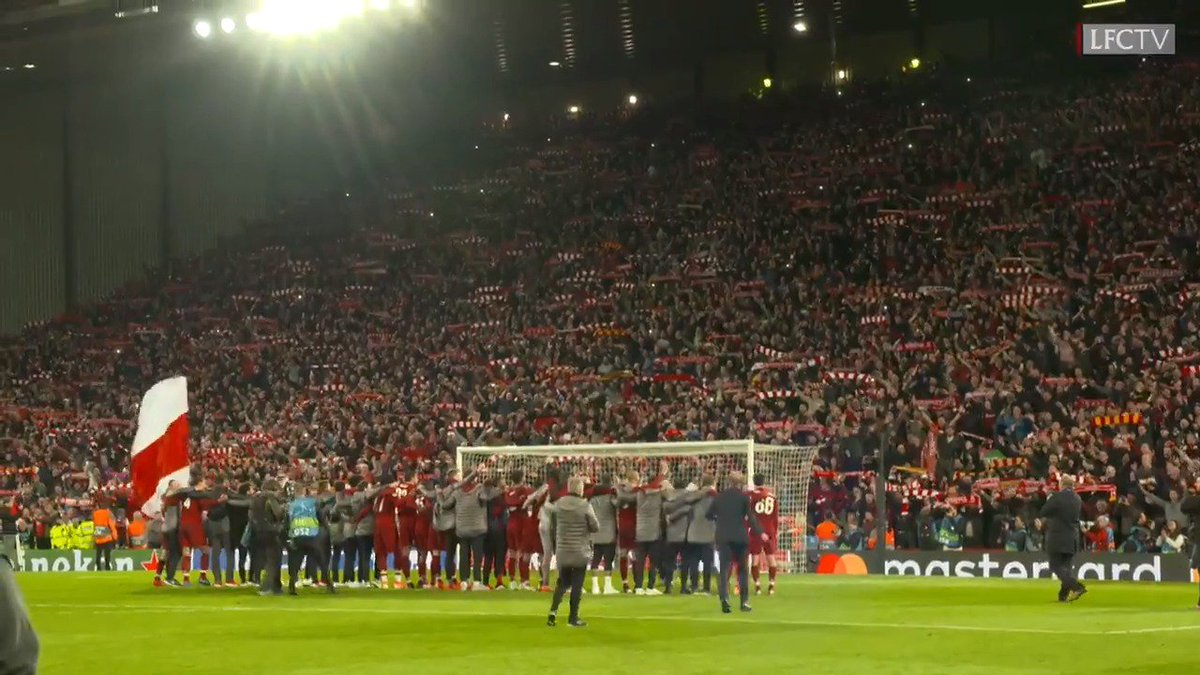 You'll never walk alone. ❤️