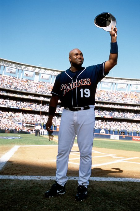 Happy Birthday Tony Gwynn we miss you
