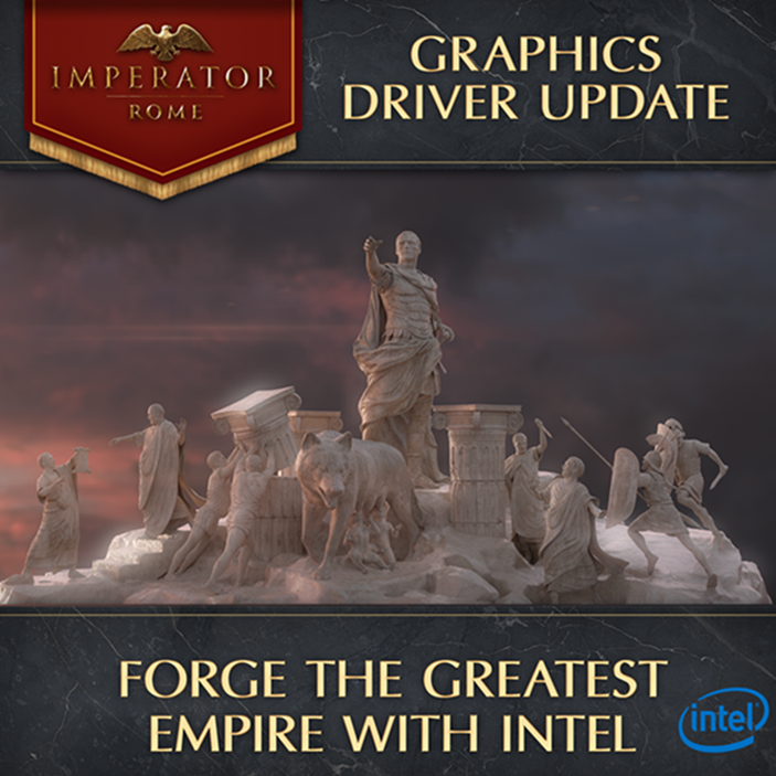 Intel Graphics on Twitter: