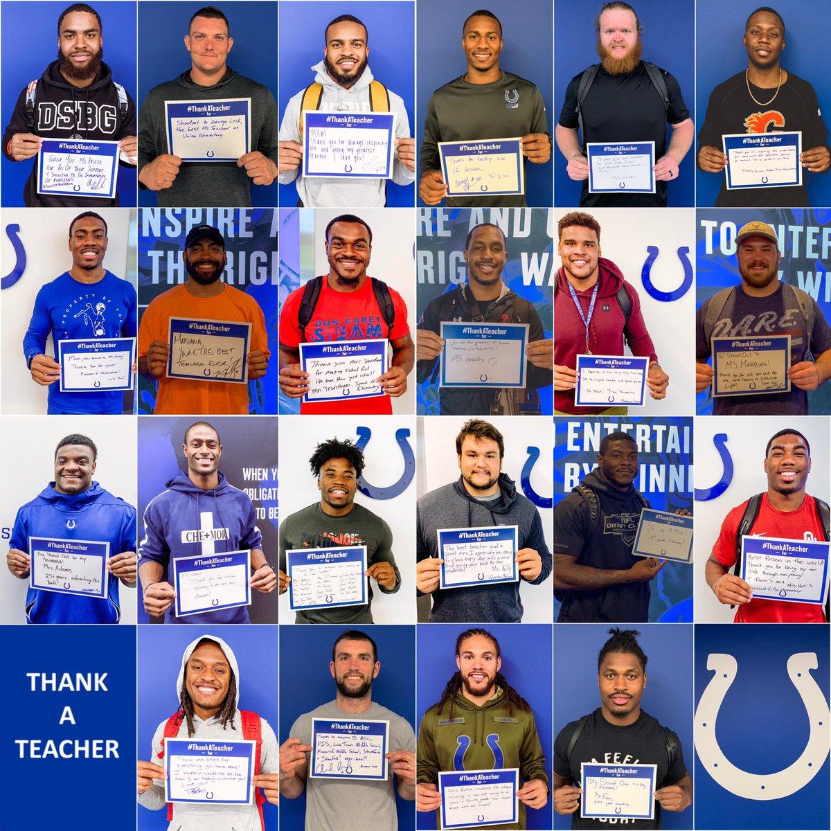 #ThankATeacher #TeacherAppreciationWeek #HeartOfTheHorseshoe