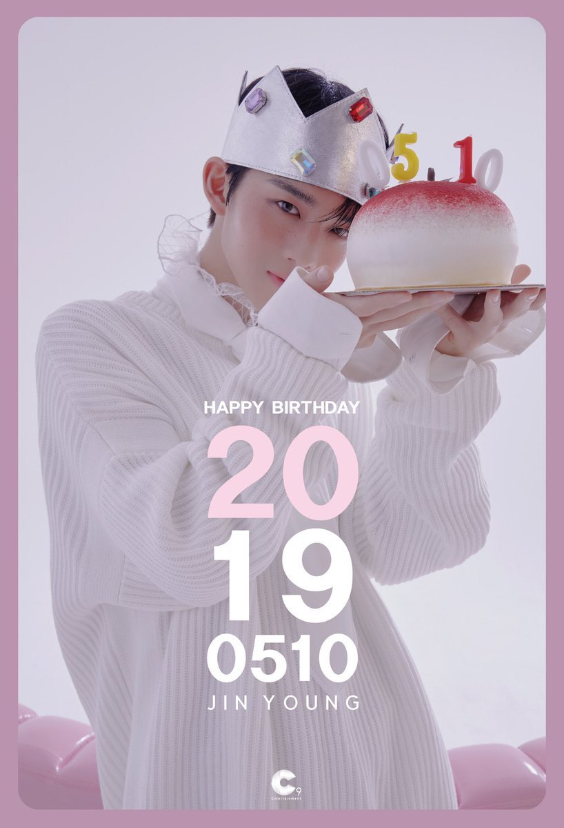 Happy Birthday to our Prince JINYOUNG