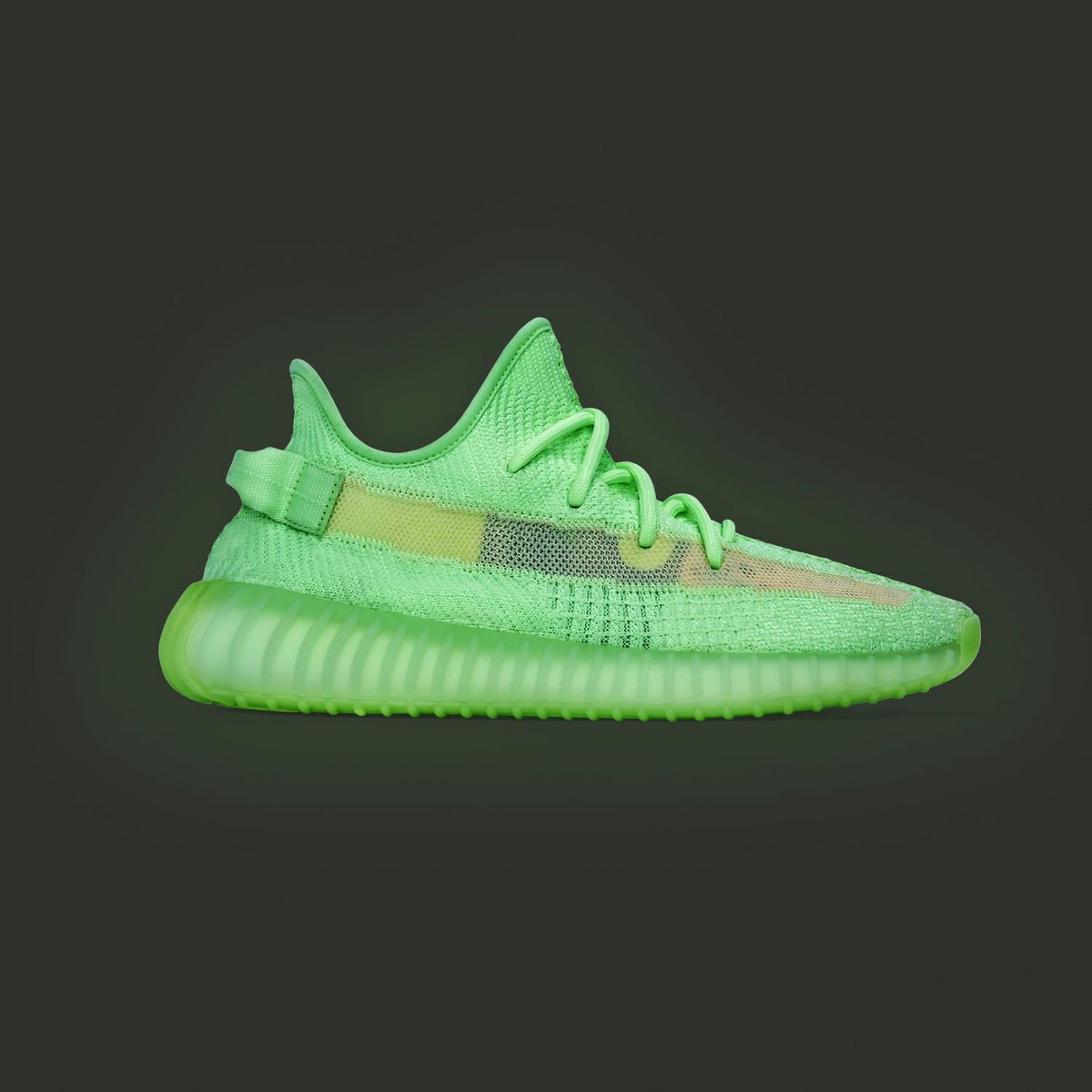 c89e5fdbb1ee7 YEEZY BOOST 350 V2 GID GLOW IN THE DARK RELEASING MAY 25 IN FULL FAMILY  SIZING PRE-ORDER WILL BE AVAILABLE ONE WEEK BEFORE ON http   YEEZYMAFIA.