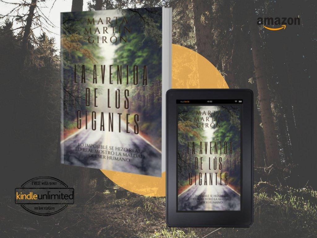 gratis NovelaNegra policíaca thriller acción KindleUnlimited leer Libros. LA  AVENIDA DE LOS GIGANTES ...