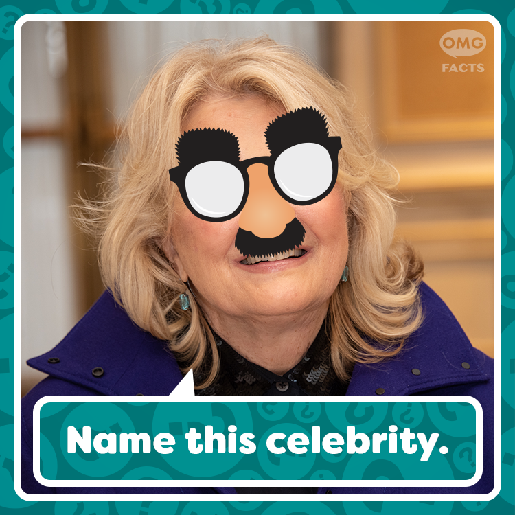 OMGFacts: This star once went on a date with President Donald Trump. She also was kicked out of college for failing two classes. Who is it? #OMGMasked https://t.co/pj1D5wcbJO