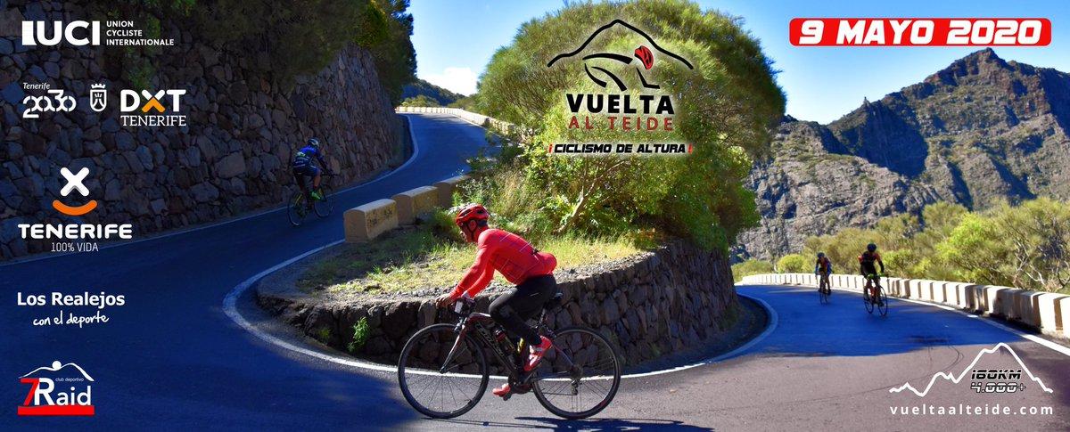 Ciclismo 2020 Calendario.Vueltaalteide2020 Hashtag On Twitter