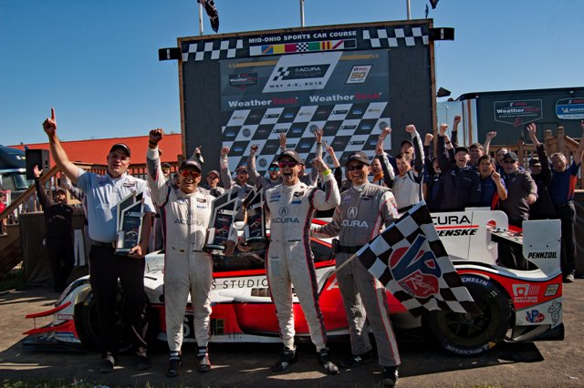 #TBT to @jpmontoya and @danecameron19s big #IMSAatMO win. If you had told me last year when I made the deal it was going to take me this long to win my first race, I would have said no way. Read More: bit.ly/2JuUO5y