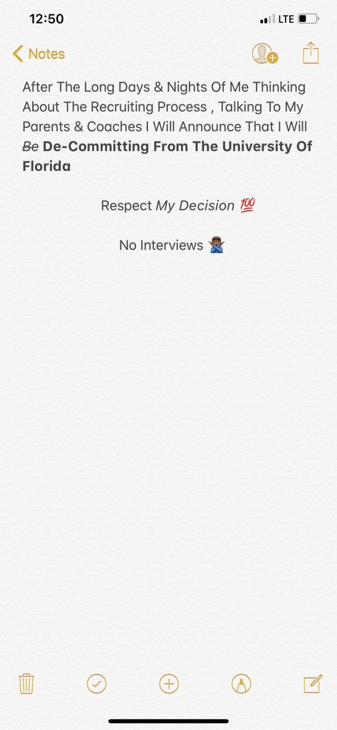 Bryce Langston, 2021's No. 3 DE, Announces Decommitment