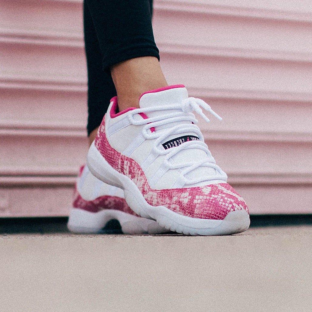 "4685e9d41ae3df https   shop.exclucitylife.com collections women-footwear-1 products air- jordan-11-retro-low-w-g1275-white-watermelon-black-442962 … Jordan 11 RETRO  "" ..."