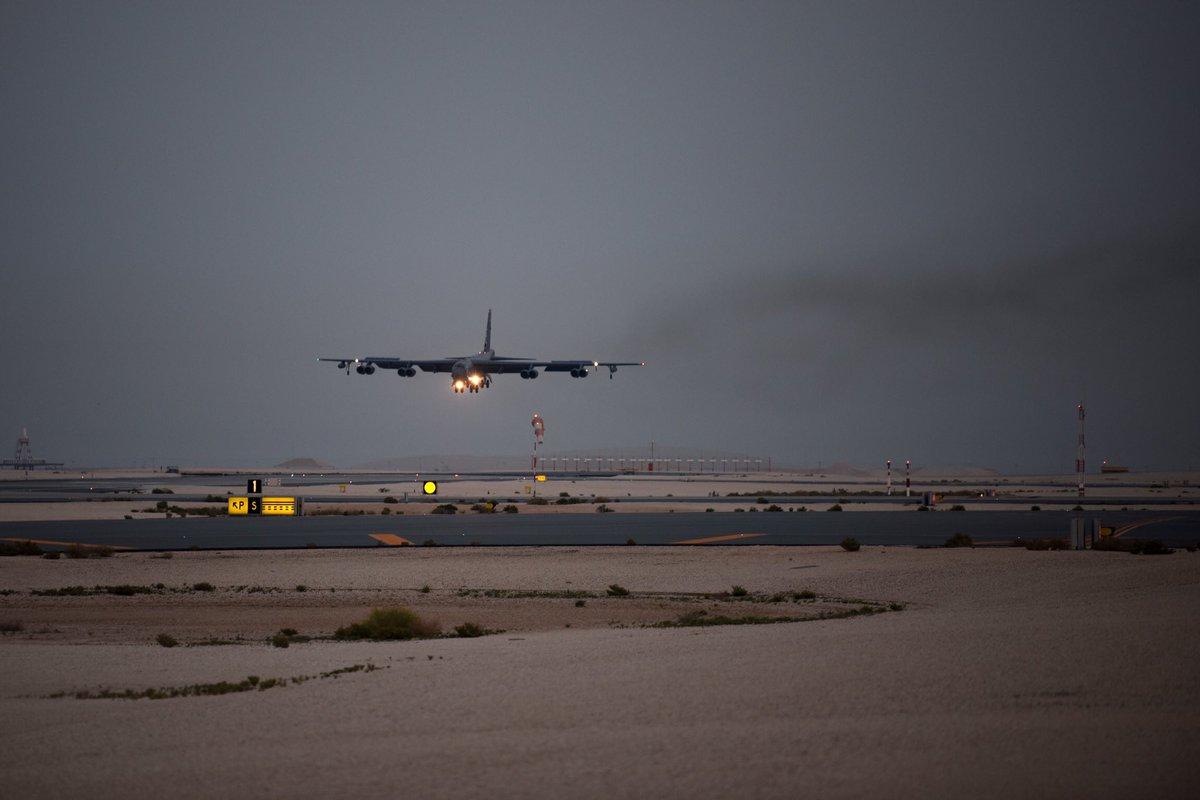أمريكا: أرسلنا القوة الضاربة إلى الخليج بسبب تحضيرات إيران لمهاجمة عسكريينا - صفحة 2 D6JgUptUUAA1qoP